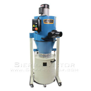 Baileigh Cyclone Dust Extractor Dc 1450c