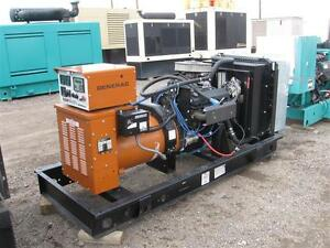 Generac 65 Kw Propane Generator Year 2000 120 208 Volt Only 248 6 Hours