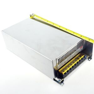 600w Dc 12v 50a Dc Switching Power Supply For Cctv Camera Strip Lights