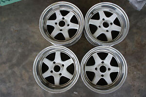 Jdm Sparco Racing 14 Rims Wheels Ae86 Ta22 Datsun Long Champ Ke70 Dx Ssr Deep