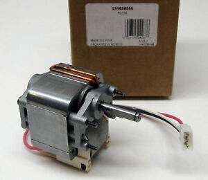 S99080666 Broan Nutone Vent Fan Motor Jesp 61k38 99080666 120 Volts 2 Speed