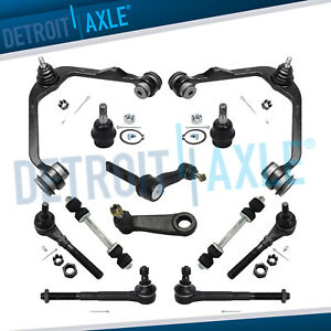 Ford Expedition F 150 2wd Rwd 2 48 Bolt 12pc Upper Control Arm Ball Joint Kit