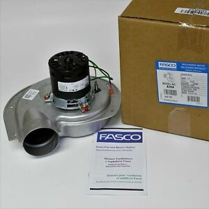 Fasco A304 Draft Inducer Motor For 7021 9700 7021 9701 1010238 1010975 1011899