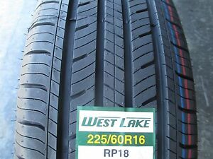 4 New 225 60r16 Westlake Rp18 Tires 2256016 225 60 16 R16 60r 500aa