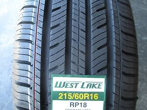 4 New 215 60r16 Westlake Rp18 Tires 2156016 215 60 16 R16 60r 500aa