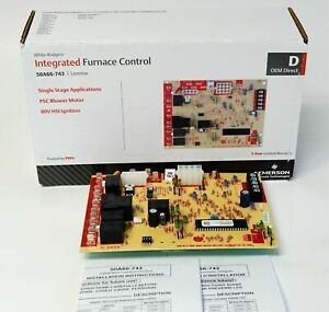 50a66 743 For Furnace Board For Lennox 69m15 69m1501 23w51 23w5101 100925 03