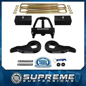 1999 2007 Chevy Gmc Silverado Sierra 1500 Blk 3 1 Full Level Lift Kit Tool
