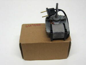 65878000 Nutone Vent Bathroom Fan Ventilator Motor