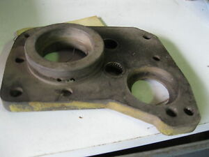 John Deere Am3648t Plate Mounting For Reverser On 420 430 Tractor 100000
