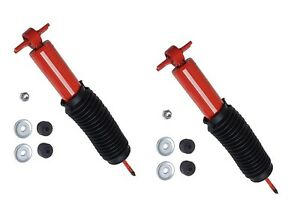For Chevrolet Silverado Gmc Sierra Set Of 2 Front Shock Absorbers Kyb Monomax