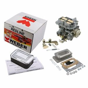 Weber 32 36 Dgev Carb Conversion Kit For Toyota Corolla Performance Replacement