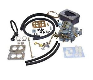 For Jeep Cj7 Wrangler Cherokee Carburetor Kit K551 38 Weber 6 Cyl 38 Outlaw