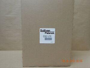 New Oem Sullivan Palatek Helical Screw Air Compressor Air Filter 00521 075