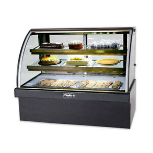 Leader 57 Commercial Marble Bakery Display Non refrigerated Case dry Unit