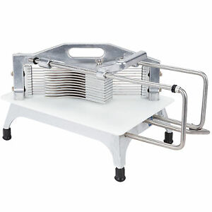 Vollrath Redco 0644n Tomato Pro 1 4 Tomato Slicer With Straight Blades