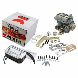 For Mitsubishi Pickup 32 36 Dgev Electric Choke Weber Conversion Carburetor Kit