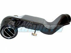 67 1967 Chevy Corvette Driver Side A C Heater Air Duct Vent W Baffle New D73