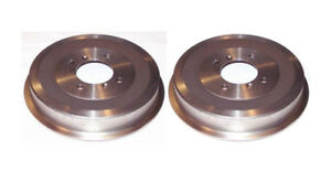 Pair Of New Mgb Brake Drums 1968 1980 100 New High Quality