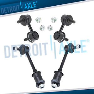 New 4pc Front Rear Suspension Sway Bar Link Set For 2000 2005 Hyundai Accent