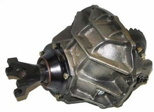 9 Ford 3 25 Brute Nodular Iron 35 Spline Center Section With 8620 Gear Assy
