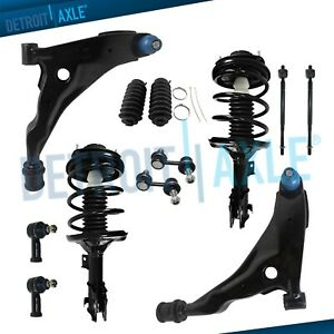 Brand New 14pc Complete Front And Rear Suspension Kit For Sebring Stratus Coupe