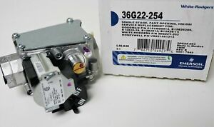 36g22 254 White rodgers Gas Heating Furnace Valve For Goodman 0151m00013