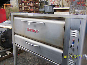 Blodgett 951 Single Deck Oven With Separate Steam Unit