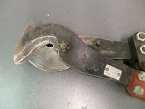 H k Porter Copper And Aluminum Cable Cutter