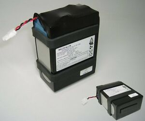 Welch Allyn Wa 4500 84 Lead Acid Battery For Spot Monitor Lxi