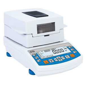Radwag pm 210 r Moisture Analyzer W 2 Year Warranty