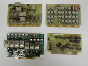 Miscellaneous Jeol Tem Or Sem Pcbs Set 3 see Pictures