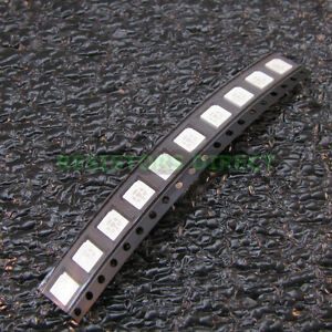 500x Rgb 5050 Smd Led Plcc 6 6pin 3 Chip 5mm Red Green Blue 6 Pin Us Seller Z44