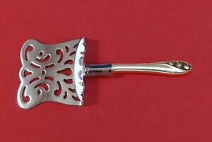 Lily Of The Valley By Gorham Sterling Silver Petit Four Server Hhws Custom 6