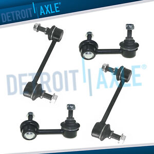 4pc Front Rear Sway Bar End Links For 2003 2006 2005 2006 2007 Cadillac Cts