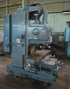 330 18 Cincinnati milacron vercipower Vertical Mill 27050