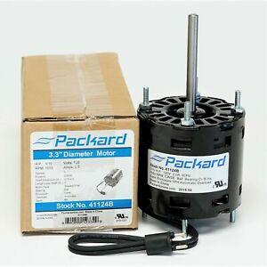 Packard 41124 Refrigeration Cooler Evaporator Motor For Bohn 5036 ss D1124