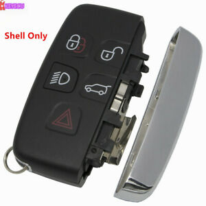 New Remote Key Shell Case Fob 5 Button For Land Rover Range Rover Sport Lr4