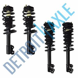 Saturn Sc Sl Sw Complete Struts Coil Spring Assembly Fits Both Front And Rear