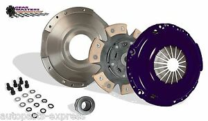 Flywheel And Clutch Kit Stage 2 Racing For 03 05 Dodge Neon 2 4l Srt4 Turbo