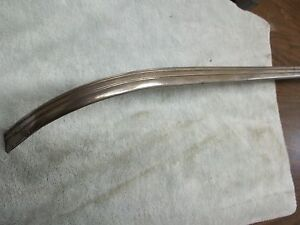 1941 Buick Seat Stainless Trim