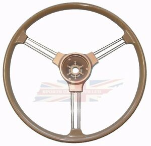 New Quality Reproduction Of The Original Type Steering Wheel For Mg Td Tf