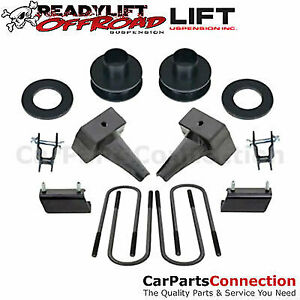 Readylift 69 2011 11 15 Ford Super Duty F250 Stage 2 Sst Lift Kit