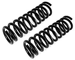49 54 Chevy Belair Nomad 210 150 Front Lowered Coil Spring Set 3 Drop