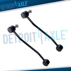 Pair 2 New Rear Suspension Sway Bar End Link For Ford Ranger Mazda 2300 B3000