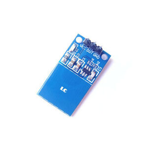 2pcs Ttp223 Capacitive Touch Switch Digital Touch Sensor Module For Arduino