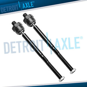 Both 2 New Front Inner Tie Rod End For Ford Expedition F 150 Lincoln Navigator
