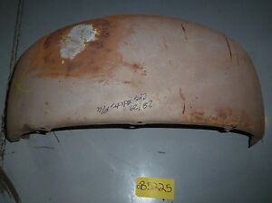 1928 1929 Ford Model A Coupe Roadster Pick up Right Rear Fender