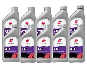 10 Quarts Pack Automatic Transmission Oil Fluid Atf Type J For Infiniti Nissan