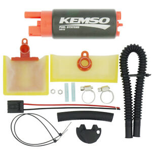 Kemso 340lph High Performance Fuel Pump Replace Walbro 255lph Gss342 09