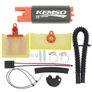 Kemso 340lph High Performance Fuel Pump Replace Walbro 255lph Gss342 10